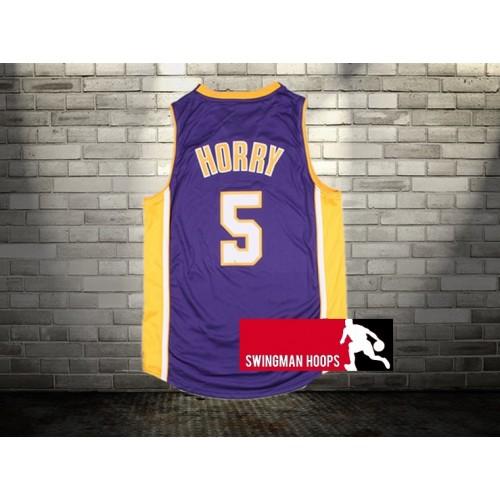 2838c6ac960 Los Angeles Lakers 2000-02 Three-Peat NBA Finals Commemorative Jerseys