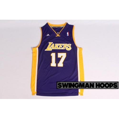 e4accbd7b54 Jeremy Lin Los Angeles Lakers REV30 Swingman Jerseys