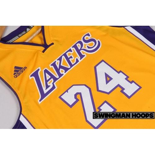 zievtv Bryant Los Angeles Lakers 2014-15 New Swingman Jerseys