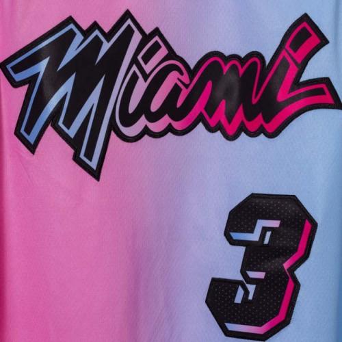 Dwyane Wade 2020-21 Miami Heat City Edition Jersey