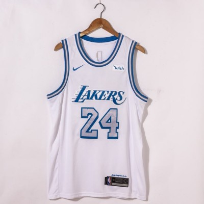 *Kobe Bryant 2020-21 Los Angeles Lakers City Edition Jersey