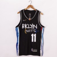 *Kyrie Irving 2020-21 Brooklyn Nets City Edition Jersey