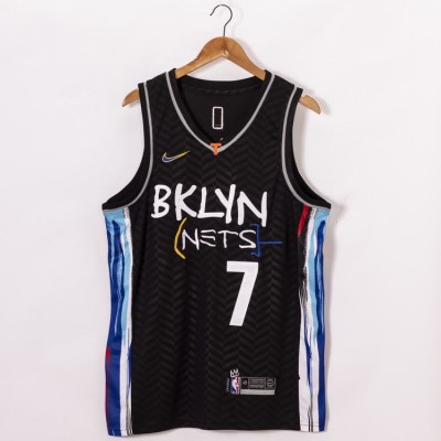 *Kevin Durant 2020-21 Brooklyn Nets City Edition Jersey