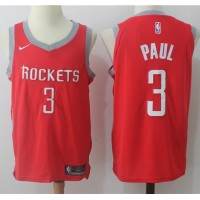 Chris Paul Houston Rockets Red 2017-18 NBA X Nike Swingman Jersey