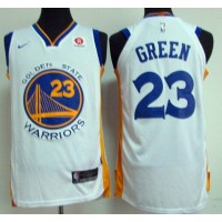 Draymond Green Golden State Warriors White 2017-18 NBA X Nike Swingman Jersey
