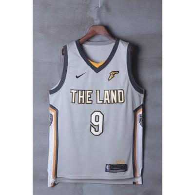 Dwyane Wade Cleveland Cavaliers City Editions 2017-18 NBA X Nike Swingman Jersey