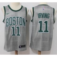 Kyrie Irving Boston Celtics City Edition 2017-18 NBA X Nike Swingman Jersey