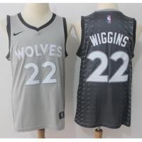 Andrew Wiggins Minnesota Timberwolves City Edition 2017-18 NBA X Nike Swingman Jersey