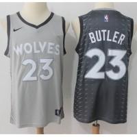 Jimmy Butler Minnesota Timberwolves City Edition 2017-18 NBA X Nike Swingman Jersey