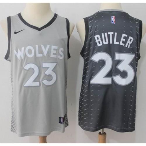 a737d900c Jimmy Butler Minnesota Timberwolves City Edition 2017-18 NBA X Nike  Swingman Jersey