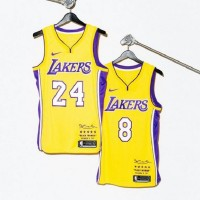 Kobe Bryant NBA X Nike Undefeated Special Edition Number Retirement Jerseys f3d32a9e4