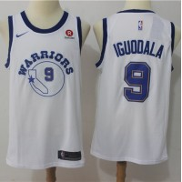 Andre Iguodala Golden State Warriors Retro White 2017-18 NBA X Nike Swingman Jersey