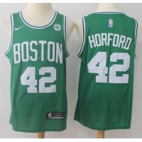 Al Horford Boston Celtics Green 2017-18 NBA X Nike Swingman Jersey