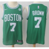Jaylen Brown Boston Celtics Green 2017-18 NBA X Nike Swingman Jersey