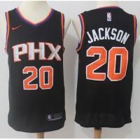 Josh Jackson Phoenix Suns Black 2017-18 NBA X Nike Swingman Jersey