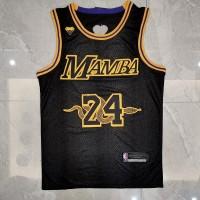 **Kobe Bryant Black Mamba Snakeskin Jersey