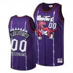 Raptors Retro Purple