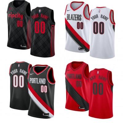 Portland Trail Blazers Customizable Jerseys