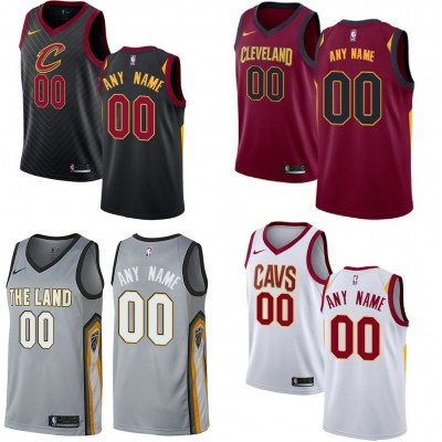 Cleveland Cavaliers Customizable Jerseys