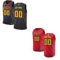Atlanta Hawks Customizable Jerseys