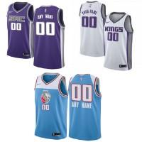 Sacramento Kings Customizable Jerseys