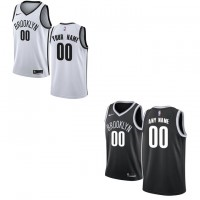 Brookyln Nets Customizable Jerseys