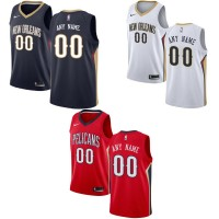New Orleans Pelicans Customizable Jerseys
