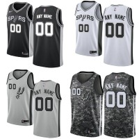 San Antonio Spurs Customizable Jerseys
