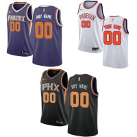 Phoenix Suns Customizable Jerseys