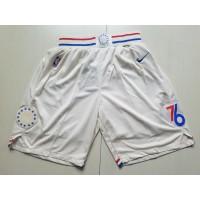 Philadelphia 76ers City Version Basketball Shorts