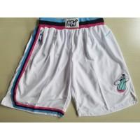 Miami Heat City Version Basketball Shorts