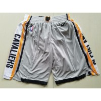 Cleveland Cavaliers City Version Basketball Shorts