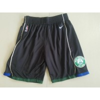 Milwaukee Bucks Black Basketball Shorts