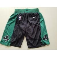 Boston Celtics Black Basketball Shorts