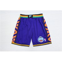 1995 All-Star Game Purple Basketball Shorts