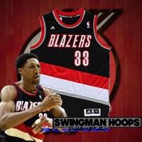 Scottie Pippen Portland Trail Blazers Hardwood Classics Jersey