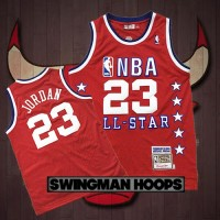 Michael Jordan 1989 All-Star Game Jersey