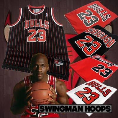 Michael Jordan Classic Mesh Jerseys