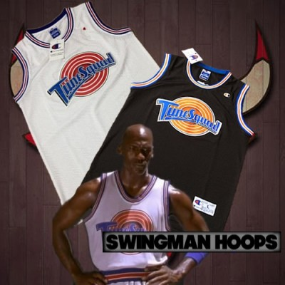 Michael Jordan Space Jam Jerseys