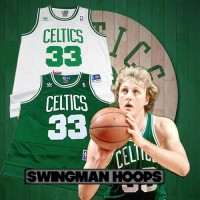 Larry Bird Boston Celtics Hardwood Classics Jerseys