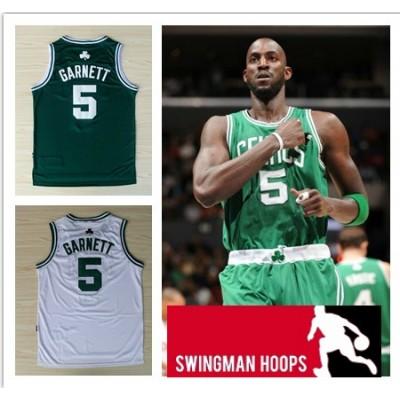 Kevin Garnett Boston Celtics REV30 Swingman Jerseys