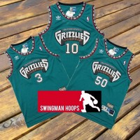 Vancouver Grizllies Hardwood Classics Jerseys