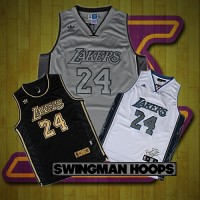 Kobe Bryant Los Angeles Lakers Special Edition Mesh Jerseys