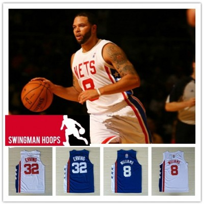 Nets ABA Throwback Hardwood Classics Jerseys