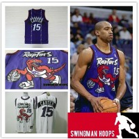 "Vince Carter Toronto Raptors ""Raptors"" Jerseys"