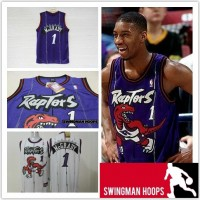 "Tracy McGrady Toronto Raptors ""Raptors"" Jerseys"