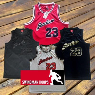 Michael Jordan Special Edition Signature Jerseys