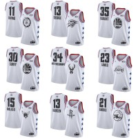 2019 All-Star Game White Jerseys