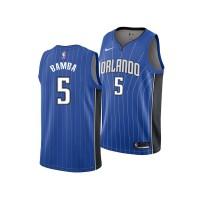 Mohamed Bamba Blue Orlando Magic Jersey