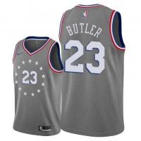 Jimmy Butler 2018-19 Philadelphia 76ers City Edition Jerseys